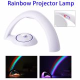 Rainbow LED Night Light Projector for Children