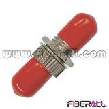 St Simplex Metal Fiber Optic Adapter