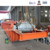 Steel Structure Fabrication Conveyor Telescopic Boom High Efficiency