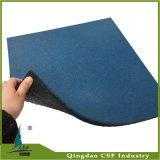 500X500X10mm Outdoor Rubber Tile