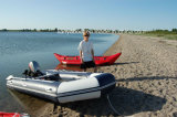 Liya 3.0m PVC Rubber Inflatable Dinghy Boat