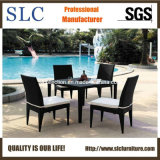 Rattan Table Set /Stackable Rattan Outdoor Furniture (SC-A7146-B)