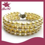 Lady Freshwater Pearl Bracelet (2015 Plb-014)