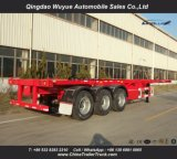 3 Fuwa Axle 40FT Skeleton Container Chassis