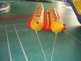 Double Seat Inflatable Water Games Banana Boat