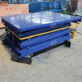New Small Cargo Scissor Hydraulic Work Platforms