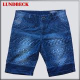 Solid Type Cotton Shorts for Men Summer Pants