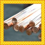 Copper Brazing Rod, Copper Threaded Rod