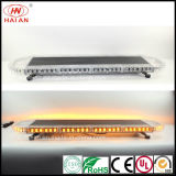 Aluminum Top Super Slim Emergency LED Warning Light Bar Ambulance Fire Engine Police Car Lightbar Use The Police Car to Open up The Road