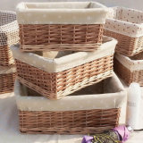 Household Practical Rattan Storage Basket