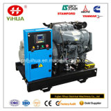 35kVA/28kw Open Frame Deutz Air-Cooled Diesel Generator