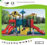 Kaiqi Small Colourful Slide Set for Children′s Playground (KQ30139A)