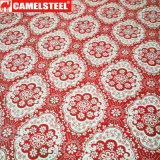 High Quality/Flowers Pattern PPGI/Printed Steel Coil