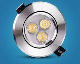 9W Round LED Downlight