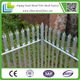 Galvanized Steel Perimeter Security Palisade Fence for UK Market