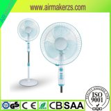 """220V 50Hz New 16"""" Electric Stand Fan with GS/Ce/SAA"""