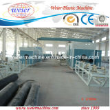 HDPE Water Supply Pipe Extrusion Machine Line