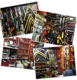 Profession Hand Tools, House Hold Tools, High Quality Tools, Wrench, Plier, Hammer, Saw, Padlock, Bolt Cutter Trowel