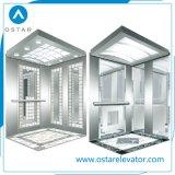 2017 Popular Wooden Decoration Villa Elevator Cabin (OS41)