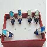 925 Silver Jewellery Opal Pendant (PSB2234A)