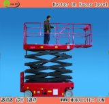 Self-Propelled Mobile Scissor Lift