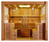 Can Be Customized Leisure and Health Harvia Heater Dry Sauna Room (M-6046)
