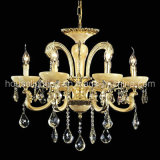 Zinc Alloy Crystal Chandelier (CH-820-2002X6)