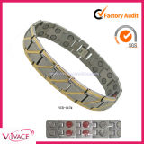 Stainless Steel Magnetic Bracelet Jewellery (VCB-047M)