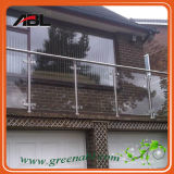 Stainless Steel Balcony Glass Baluster