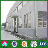 Prefab Steel Structure Building for Workshop or Warehouse