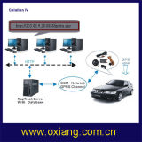SMS GPRS Tracking System / GPS Car Trackers Support Camera or Fuel Sensor