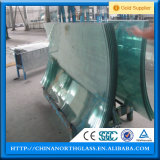 Curved Tempered Glass, Bented Tempred Glass for Buliding