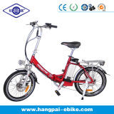 2013 Good Design Alloy Electric Folding Bike with En15194 (HP-E052)