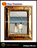 Hot Sale Hand Carved Wooden Photo/Picture Frame