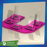 Perspex/Acrylic Mobile Phone Display Holder Plexiglass Cell Phone Rack Wholesale