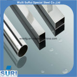 ASTM (201/304/304L/316L/310S/321) Stainless Steel ERW Welded Pipe/Tube with Bright Mirror Polished Finish