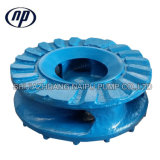 10/8 St-Ah High Chromium Alloy Slurry Pump Impeller (G8147)