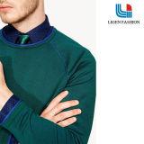 Gentlemen Handsome Dark Green Knitted Jumper/Jersey/Knitwear