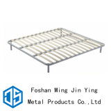 Home Furniture Accessories Metal Platform with Wooden Slats for Soft Bed (A028)
