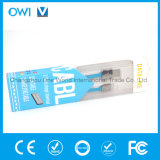 Slim Flat Charger&Transfer Data Cable Blue