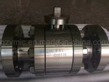 API/ANSI/ASTM/ASME Forged Steel ASTM-A105 A182-F304/F316 Ball Valve with Flange/Screw/Weld End