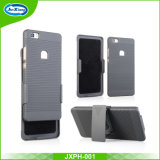 Holster Belt Clip Combo Protector Case for Huawei P8 Lite Hard PC Case