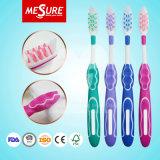 Daily Custom Denture Care Personal Massage Anti-Slip Handle Toothbrush