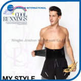 Lower Back Brace and Support Belt with Adjustable Straps and Breathable Waist Mesh Panels