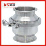 Stainless Steel Sanitary Hygienic Triclover Non Return Valves