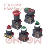 Onpow 22mm Push Button Switch (HB22 series)