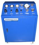 Gas Booster System for Gas Filling or Inspection
