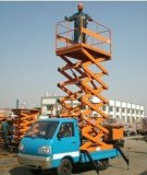 Hydraulic Truck Mounted Scissor Lift Platforms Sh012