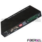 Multi Ports 10/100m Optical Media Converter with Seven RJ45 Ports
