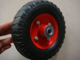 Factory Supply Rubber Air Wheel (6′′X2′′) with Competitive Price